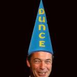 Dunce idiot